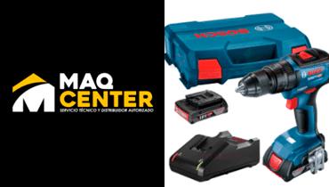 Tarjeta Mac Center - Maquinaria