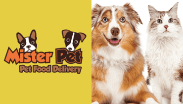 Tarjeta Mr Pets - Animales y mascotas