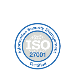 Logo ISO/IEC 27001