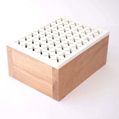 Caja Calada Simple cruces1