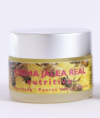 Crema Jalea Real
