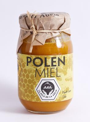 Polen miel