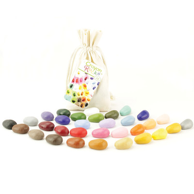 Crayon Rocks (32 pcs)
