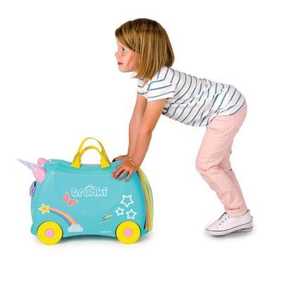 Maleta con ruedas Trunki Unicornio