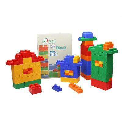 bloques blandos Plump Mix 120 piezas