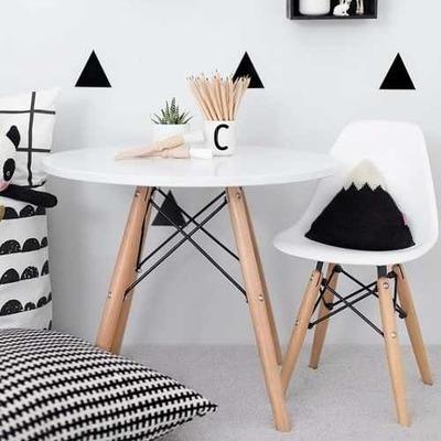 Mesa para niño replica diseño Eames