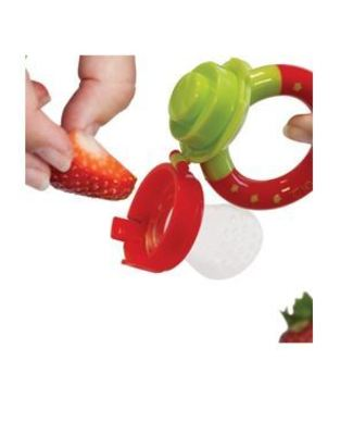 Chupete para fruta con Silicona