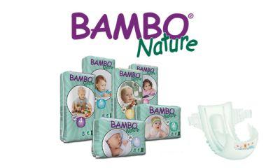 Pañales Ecológicos Bambo Prem.