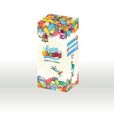 Happy Blocks Caja 250 Piezas