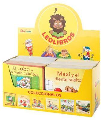 Mini Libros Cuentos coleccionables - PIXI