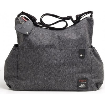 Bolso maternal Big Slouchy Tweed
