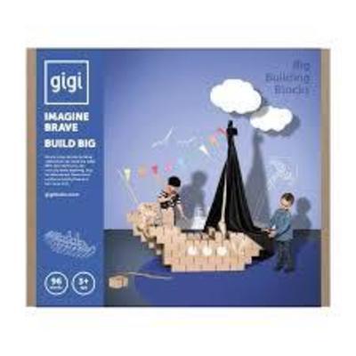 Bloques de construcción Gigi XL (96 pcs)