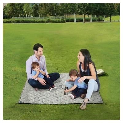 Mantas de picnic impermeable acolchada