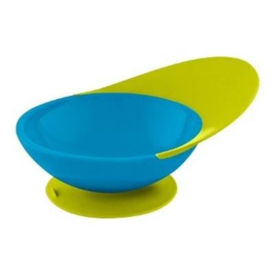 Plato con ventosa Catch Bowl Verde/azul