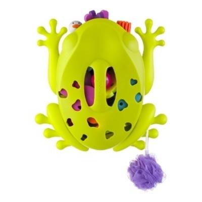 Rana organizador de Juguetes para la tina Frog Pod
