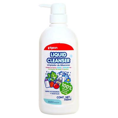 Liquido limpia mamaderas y accesorios (700 ml)
