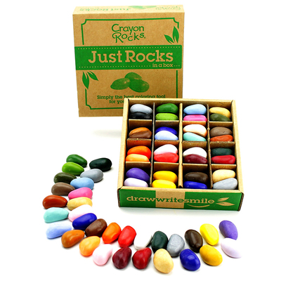 Crayon Rocks (64 pcs)