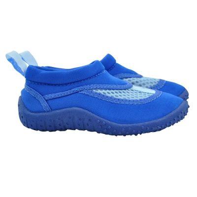Zapatillas para el Agua Azul