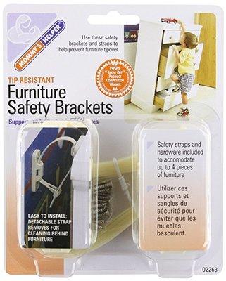 Protector anticaída muebles
