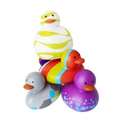 Juego para el baño Familia de patos