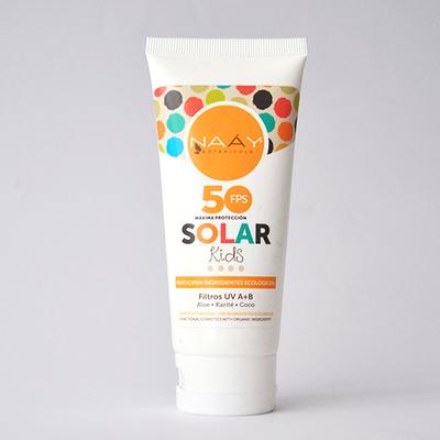 Bloqueador solar ecológico Kids FPS +50
