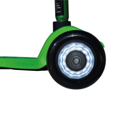 Tapa ruedas con luz Led para Scooter Micro