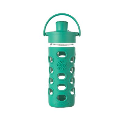 Botella de Vidrio Active Cap 350 ml
