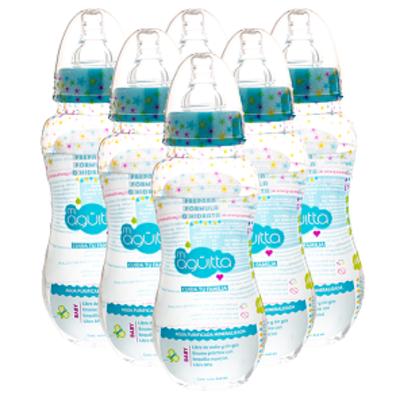 Botella MiAguitta bebé