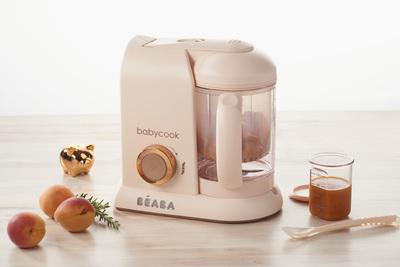 Procesador Babycook BEABA (ROBOT 4 EN 1)