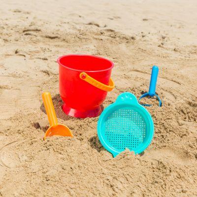 Set de arena y playa