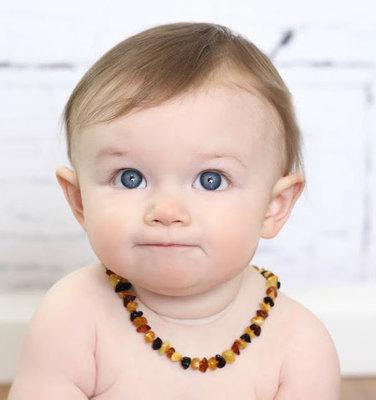 Collares de Ambar Bebé