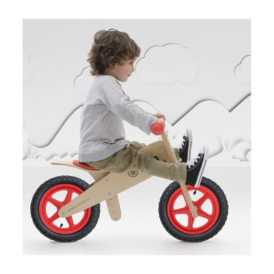 Bicicleta Roda clásica rojo