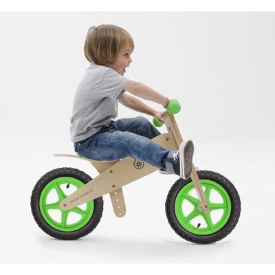 Bicicleta Roda clásica verde