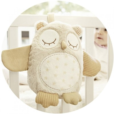 Nighty Night Owl smart sensor Buho Cloud-B