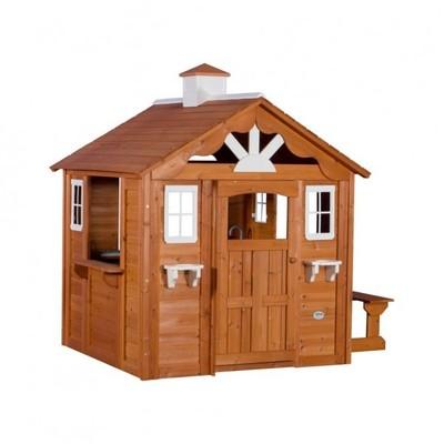 Casa de Juego de madera Cabaña