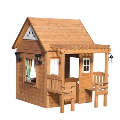 Casa de Juego de madera Cascada