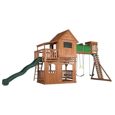 Centro de Juego madera Woodridge II