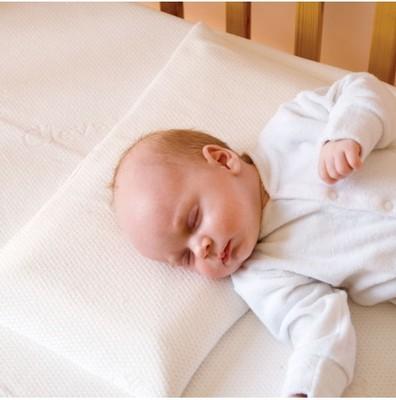 Almohada viscoelástica para bebé y niño