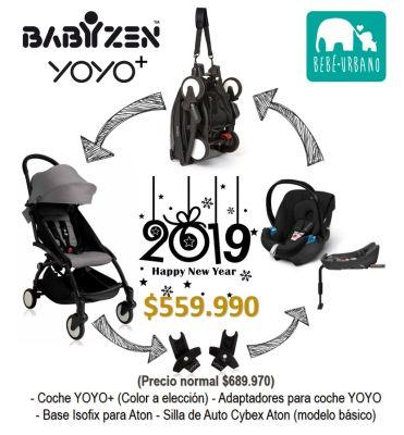 Combo Año Nuevo Yoyo Babyzen