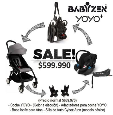 Combo Yoyo Babyzen