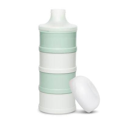 Dosificador de leche verde gris