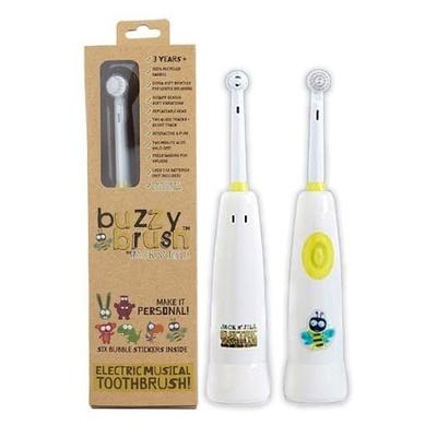 Cepillo de dientes Electrico-Musical