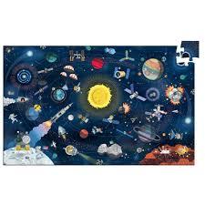 Puzzle El Espacio 200 pcs + poster