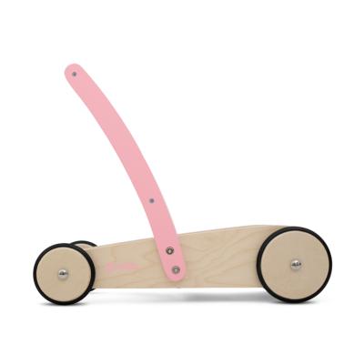 Carrito Andador Roda Rosado