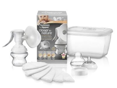 Extractor sacaleche manual Tommee Tippee