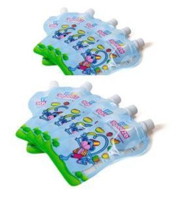 Repuesto de bolsas reutilizables (10 unds/150 ml)