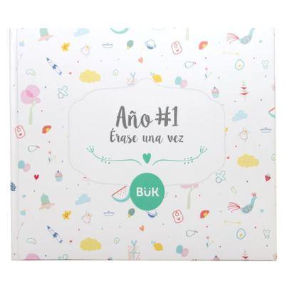 Libro de recuerdo Buk
