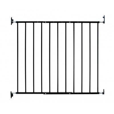 Puerta Seguridad Escalera Negro (63 a 108cm)