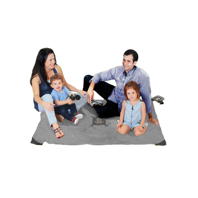 Mantas de picnic impermeable ligera