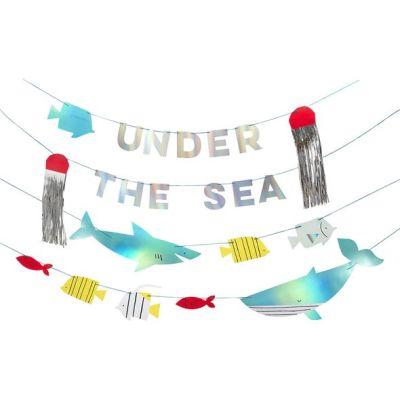 Guirnalda Celebraciones Bajo el mar